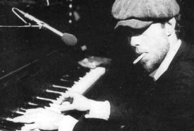 Tom Waits and piano