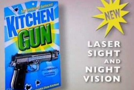 Kitchen Gun