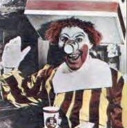 Willard Scott as Ronald McDonald