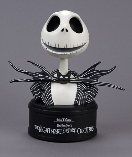 The Nightmare Before Christmas Bust