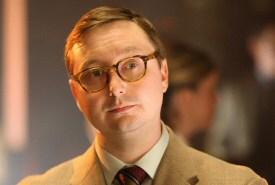 John Hodgman bemused