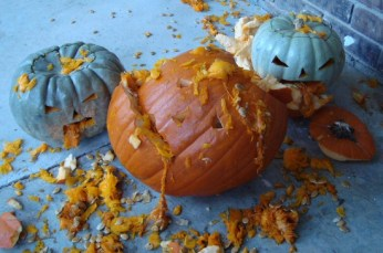 Pumpkin Carnage No. 2