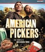 American Pickers Season One DVD Cover Art
