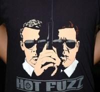 Hot Fuzz T-shirt