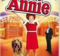 Annie DVD cover