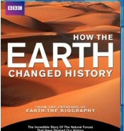 How the Earth Changed History Blu-ray Cover Art