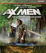 Ax Men Season 3 DVD Cover Art