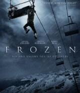 Frozen DVD Cover Art