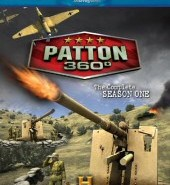 Patton 360 Season 1 Blu-ray Cover Art