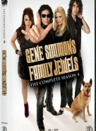 Gene Simmons Family Jewels: The Complete Season 4 DVD