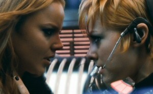 Abbie Cornish and Jena Malone in Sucker Punch