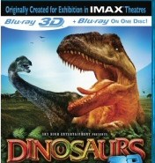 Dinosaurs: Giants of Patagonia 3D Blu-Ray