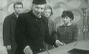 DJ Doctor Hartnell from An Unearthly Child