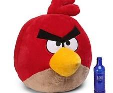 Jumbo Angry Birds Plush