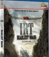 IRT: Deadliest Roads: Season 1 Blu-Ray