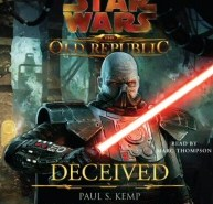 Star Wars: Old Republic: Deceived CD Audiobook