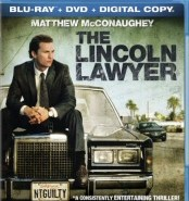 Lincoln Lawyer Blu-Ray
