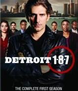 Detroit 187: Season 1 DVD