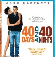 40 Days and 40 Nights Blu-Ray