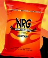 NRG Potato Chips: Phoenix Fury by Golden Flake