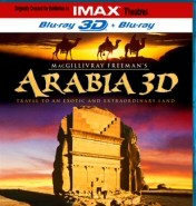 Arabia 3D Blu-Ray