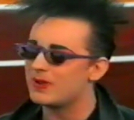 Boy George on the A-Team