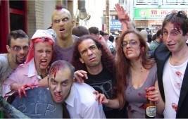 Eat Brains Zombie Walk (San Fran)