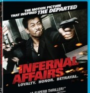 Infernal Affairs Blu-Ray