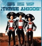 Three Amigos Blu-Ray
