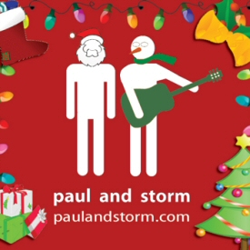 Paul and Storm Christmas
