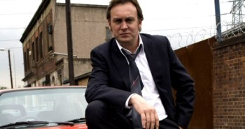 Philip Glenister as Gene Hunt from Life on Mars and Ashes to Ashes