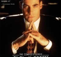 Profit: The Complete Series DVD