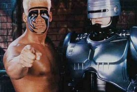 Sting and Robocop