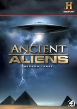 Ancient Aliens Season 3 DVD