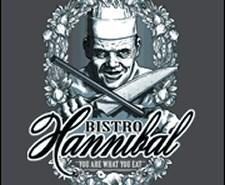 Bistro Hannibal T-Shirt from Tshirt Bordello