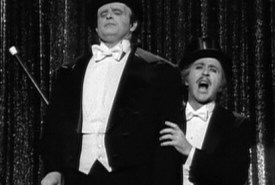 Peter Boyle and Gene Wilder from Young Frankenstein