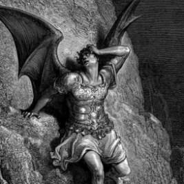 Satan from Paradise Lost