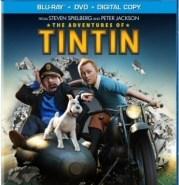 Tintin Blu-Ray
