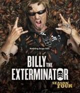 Billy the Exterminator Season 4 DVD