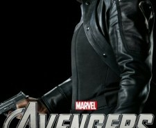 Samuel L. Jackson is Nick Fury in The Avengers