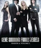 Gene Simmons Family Jewels Season 6 Vol. 1 DVD