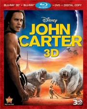 John Carter 3D Blu-Ray