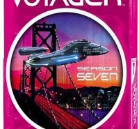 Star Trek Voyager Season 7 DVD