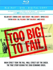 Too Big to Fail Blu-Ray