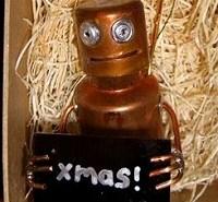 Xmas Robot