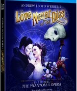Love Never Dies Blu-Ray