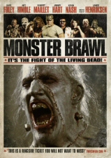 Monster Brawl DVD