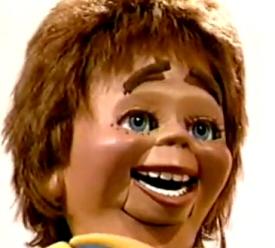 Daniel the Creepy Dummy