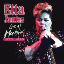 Etta James: Live at Montreux CD