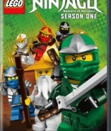 Lego Ninjago: Masters of Spinjitzu Season 1 DVD
